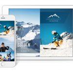 iPad und iPhone Ansicht