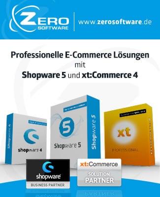 E-Commerce in Hannover spezialisiert auf Shopware 5 und xt:Commerce 4